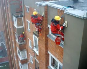 Услуги промышленных альпинистов в анапе